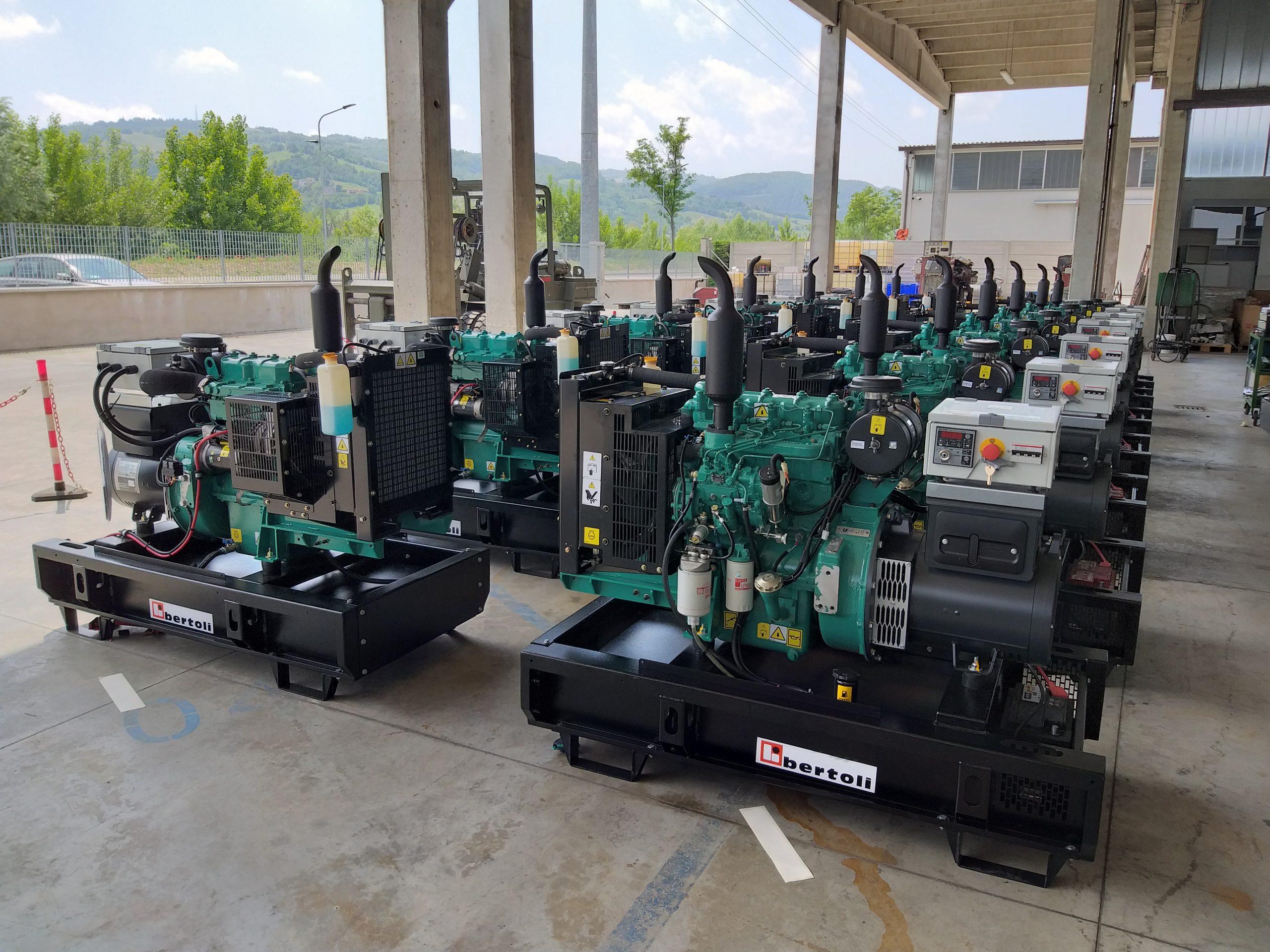 ground power units