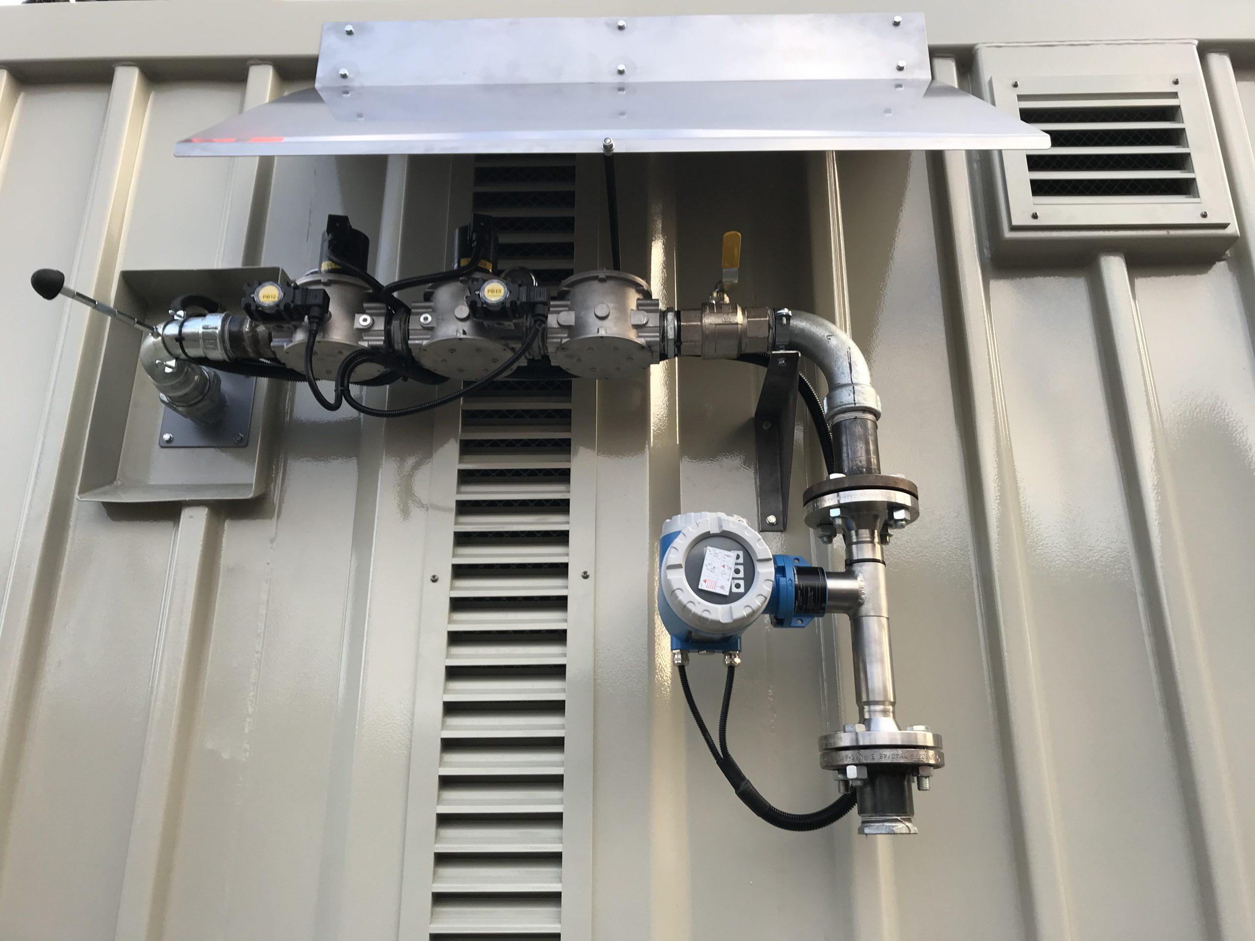 cogenerator testing