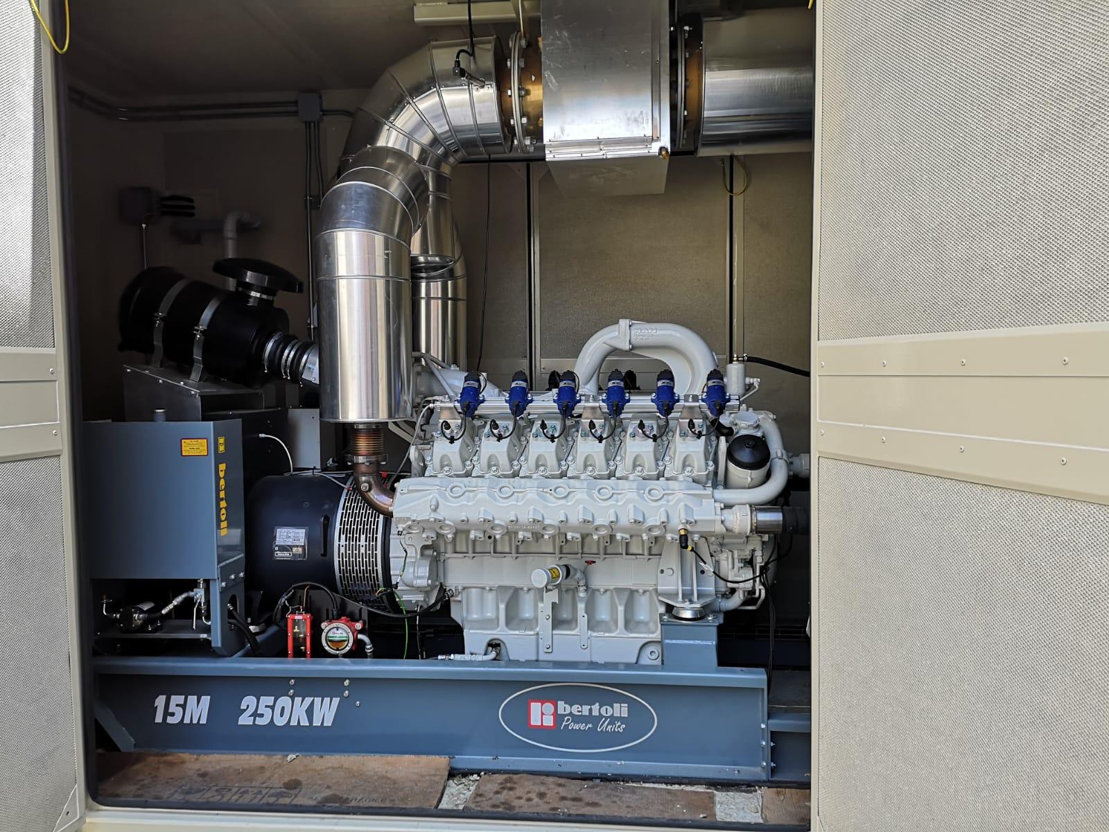 cogenerator engine