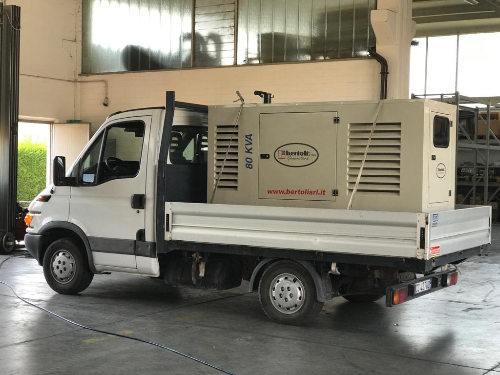 power unit transport
